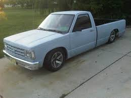 mayhemstylez 1987 Chevrolet S10 Regular CabLong Bed Specs, Photos ...