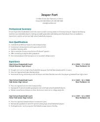 Successful Resume Example Strong Resume Template Successful Resume Templates Pertaining To