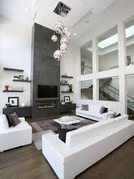 40 Ideas For Contemporary Living Room Designs Enchanting White Modern Living Room Ideas