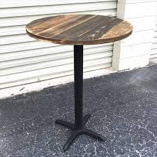 They are equally popular even today. Round Top Pallet Table 101 Pallets