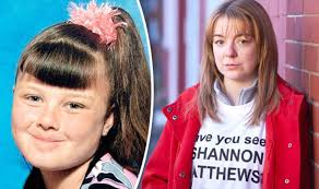 After she was found alive she was put into police. The Moorside How Long Was Shannon Matthews Missing For Where Is She Now Tv Radio Showbiz Tv Express Co Uk