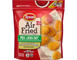air fried en strips tyson brand