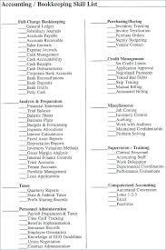 Resume Qualifications Sample Resume Bank