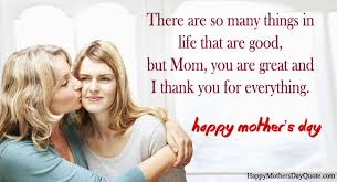 Thank You Mom Quotes Extraordinary Best Thank You Mother Quotes From Daughter Son Mom I Love You