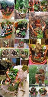 Small Picture Best 25 The broken pots ideas on Pinterest Fairy pots Broken