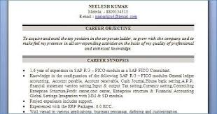 Sample Hr Resumes For Hr Executive Resume Sample Human For Resume Of