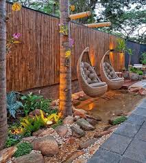 fence garden ideas. marvelous fence styles for backyards and best 25 bamboo fencing ideas on home design terrace tuin garden