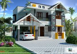 Small Picture 1800sqft Mixed Roof Kerala House Design Kerala House Plans