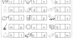 Beginning Sounds Worksheets Pdf Medium To Large Size Of Beginning ...