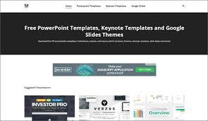 Power Presentation Templates 4 Sites With Free Beautiful Powerpoint Templates Keynotes And
