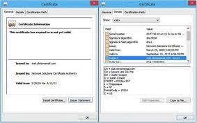 Digital Certificate New Data Confirms Venafi Analysis That Secretary Clintons Email