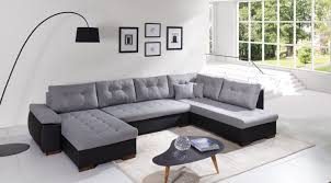 Couchgarnitur Polsterecke Ravenna U Wohnlandschaft Couch Sofa Mit Schlaffunktion