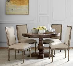 lorraine extending pedestal dining table