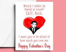 Valentines Day Card Etsy