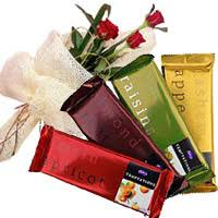 chocolates delivery in india
