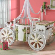 compact nursery furniture. Picture Of Extraordinary Round Baby Crib With Four Wheels And Compact Storage Idea Feat Best Pink Nursery Furniture