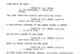 Movie Script Example Radio Broadcast Script Example