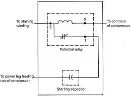 compressor potential relay wiring diagram wiring diagram ptc wiring diagram ptc wiring diagrams for automotive