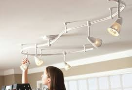how to hang track lighting. great replacing track lighting project guide installing at the home depot how to hang