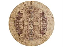 loloi rugs anastasia af 09 round red gold area rug