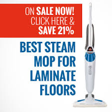 what is the best steam mop for laminate floors