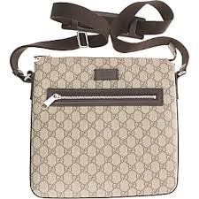 gucci bags for men 2017. gucci messenger bag for men on sale, beige, coated canvas, 2017, one bags 2017