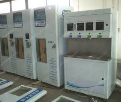 Window Water Vending Machine Extraordinary 48gpd48gpd Water Vending Machine With Reverse Osmosis System