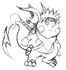 Naruto Coloring Book Pages Of 1 Pdf Lagrangeowin