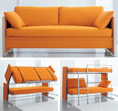 cool sofa beds. Cool Sofa Converts To Bunk Beds Craziest Gadgets