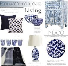 Small Picture indigo blue home decorhome decor colour palettes