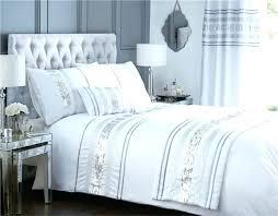 black and silver comforter white bedding set large size of inside wonderful modern sequin quilt sets black and silver comforter bedding
