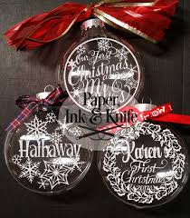 If you would like to sell physical ornaments with my template please purchase a license. Christmas Ornaments Set Of 10 Customizable Papercut Template Paper Ink And Knife
