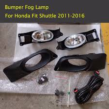 2013 Honda Accord Fog Light Installation For Honda Fit Shuttle 2011 2012 2013 2014 2015 2016 Bumper