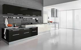 Concrete Kitchen Floors High Gloss Black Flooring All About Flooring Designs