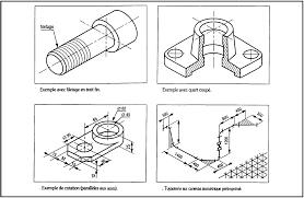 Exemple Dessin Technique Simple L Duilawyerlosangeles
