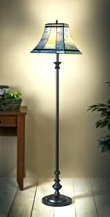 stained glass floor lamps lamp j styled base for shade