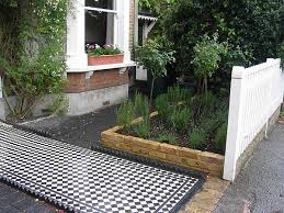 Small Picture 34 best Tiny front gardens images on Pinterest Front gardens