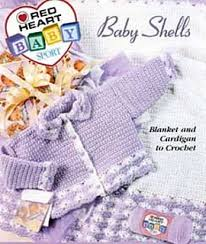 Red Heart Patterns Simple Ravelry Baby Shells Blanket Cardigan Blanket Pattern By Red