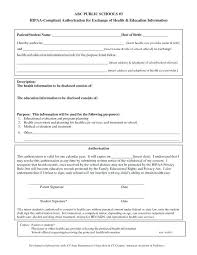 Hipaa Consent Forms Custom Hipaa Release Form Template Release Form Consent Form Sample Bestnew