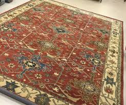 large size of perfect new pottery barn channing persian style rug x nwt new pottery