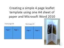 Half Page Ad Template Photoshop Quarter Templates Stock