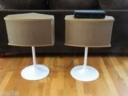 bose 901 vintage. bose 901 series vi speaker system with equalizer and stands vintage r