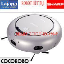 Sharp cocorobo RX-V90 Robot hút bụi lau nhà thông minh giá rẻ Hàng Nhật |  LAJAPA.COM-Laptop Nhật Bản