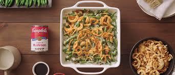 green bean casserole recipe. Brilliant Bean Classic Green Bean Casserole Intended Recipe B