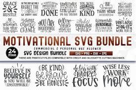 1,000+ vectors, stock photos & psd files. Motivational Bundle Graphic By Subornastudio Creative Fabrica In 2020 Motivational Svg Motivation Design Bundles