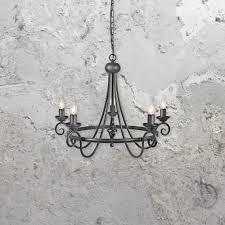 5 light wrought iron chandelier 5 light chandelier wrought iron chandelier