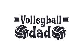 Volleyball Dad Svg Cut File By Creative Fabrica Crafts Creative Fabrica