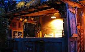 diy bar plans. A Handmade Built Tiki Bar. Diy Bar Plans