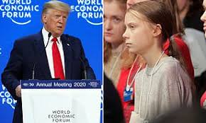 Image result for trump davos