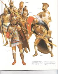 peter connolly s illustration of the mycenaean and trojan heroes  the characters and heroes of the trojan war by peter connolly as described by homer